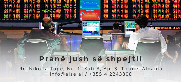 Instrumentet Financiare të Listuar në ALSE